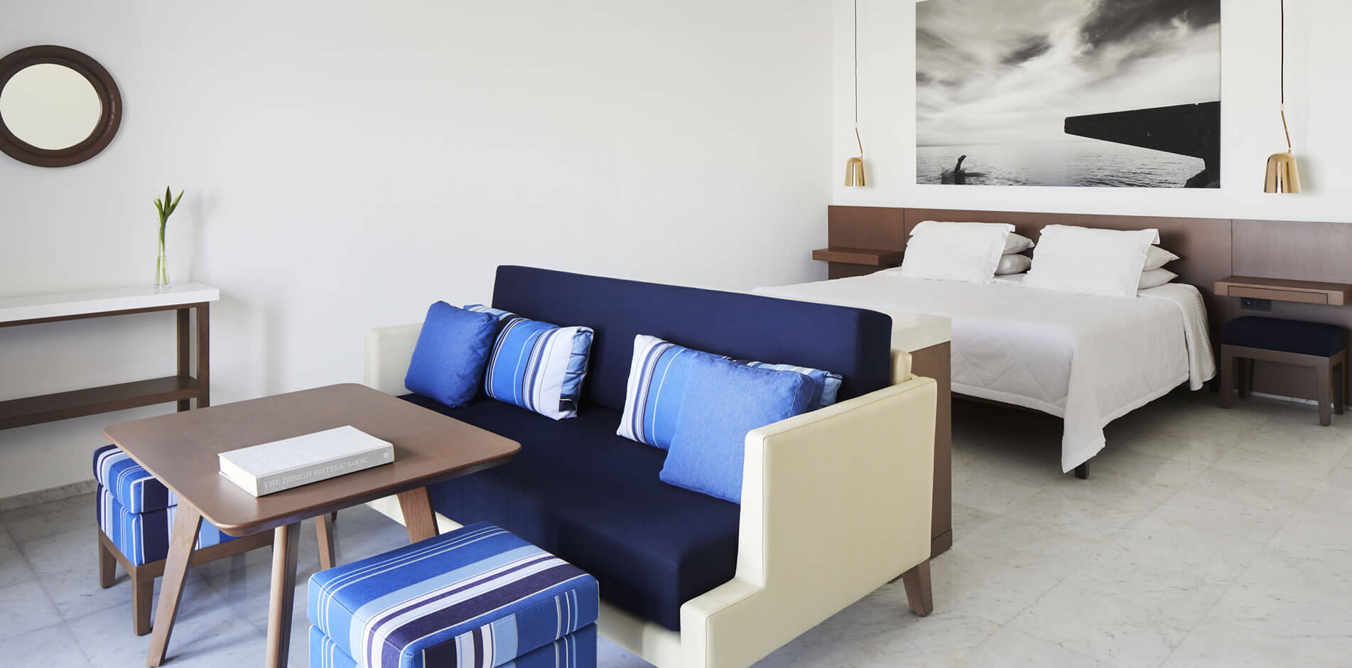 Connecting Sea Front Kyma Suites